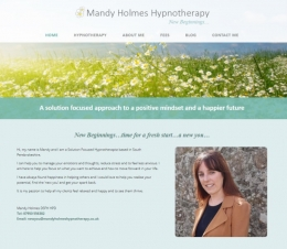 Mandy Homes Hypnotherapy