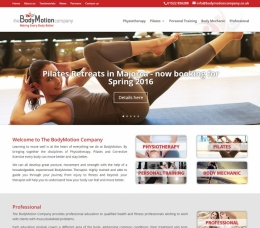 The Body Motion Company